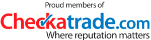 Proud to be a member of checkatrade.com